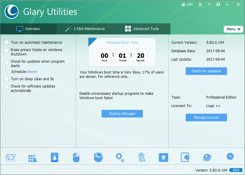Glary Utilities Pro 5.83.0.104 Multilingual 2017-09-04_12-20-36