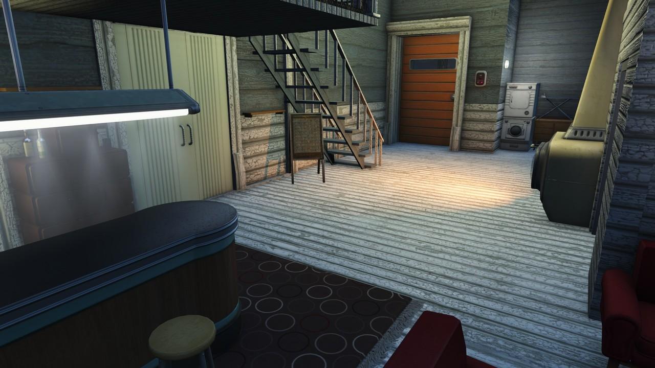 [MOD Fallout Forever] Lake House (Terminado) Interior_7