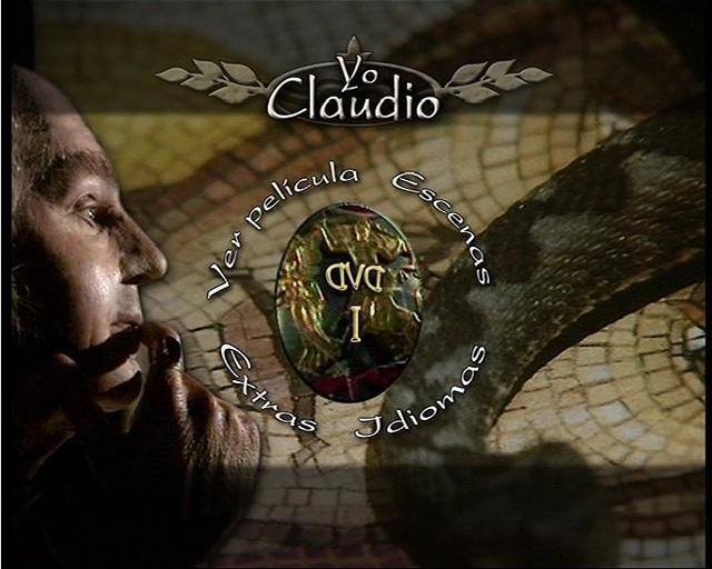 Yo, Claudio [5xDVD5Full+1xDVD9Full][PAL][Cast/Ing][Sub:Cast][1976][Drama] 1