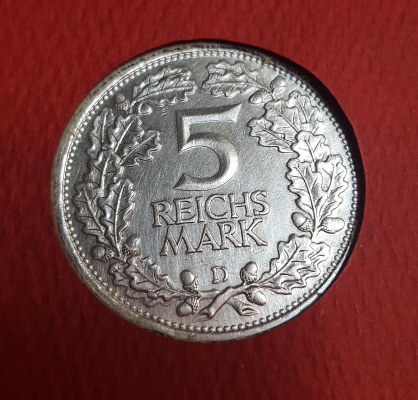 Monedas Conmemorativas de la Republica de Weimar y la Rep. Federal de Alemania 1919-1957 - Página 3 20170828_114504