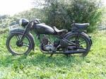 DKW SB 200 letnik 1939