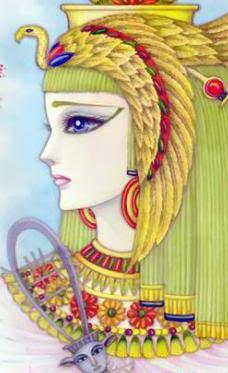 Hình màu Carol trong bộ cô gái sông Nile (Ouke Monshou) - Page 4 Carol_356