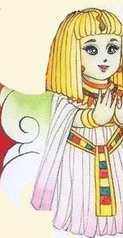 Hình màu Carol trong bộ cô gái sông Nile (Ouke Monshou) - Page 2 Carol_150