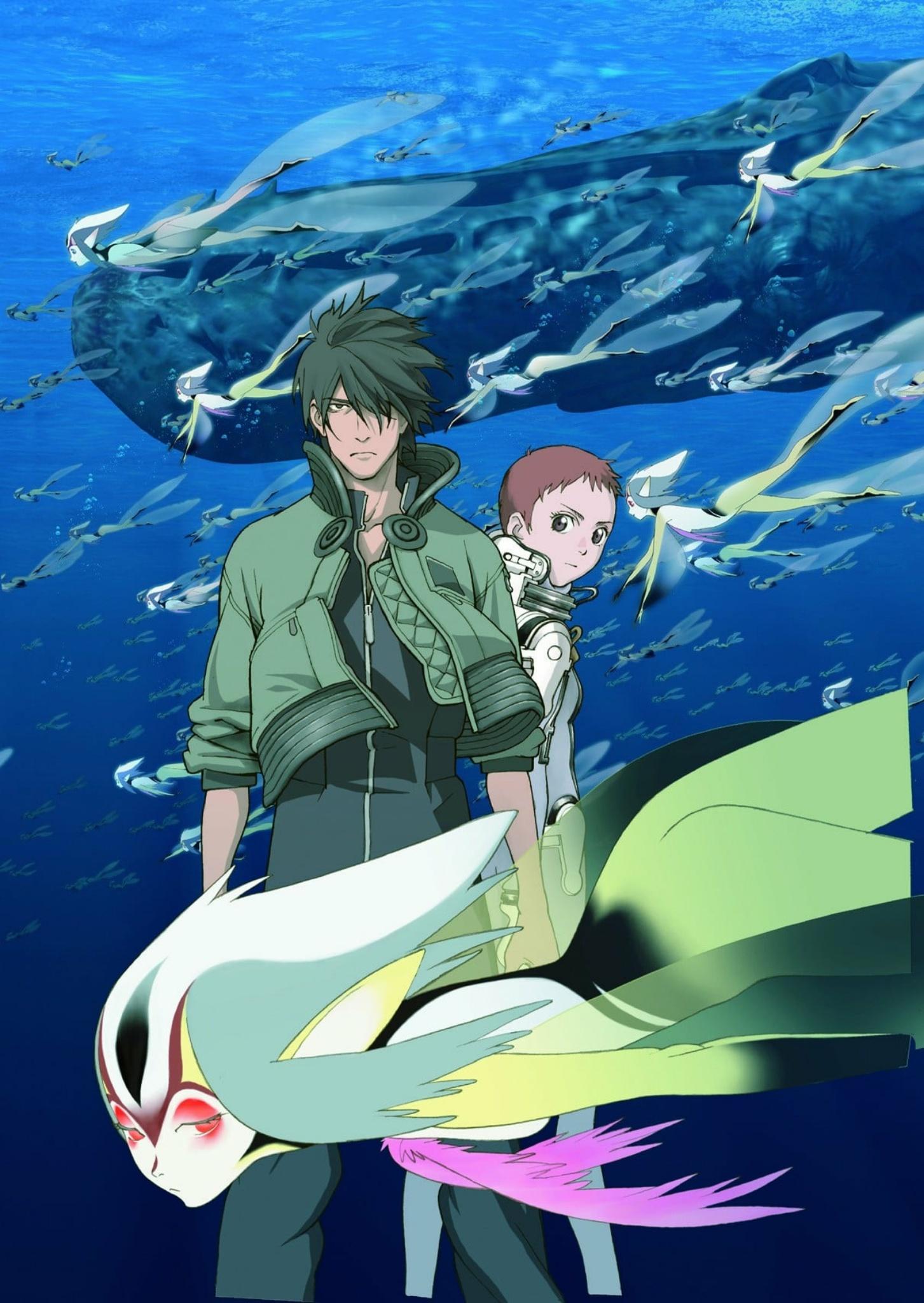 Blue Submarine No.6  | BDrip | Lat/Cast/Jap+Sub | 04/04| MKV-1080p | x264 Blue_submarine_no6