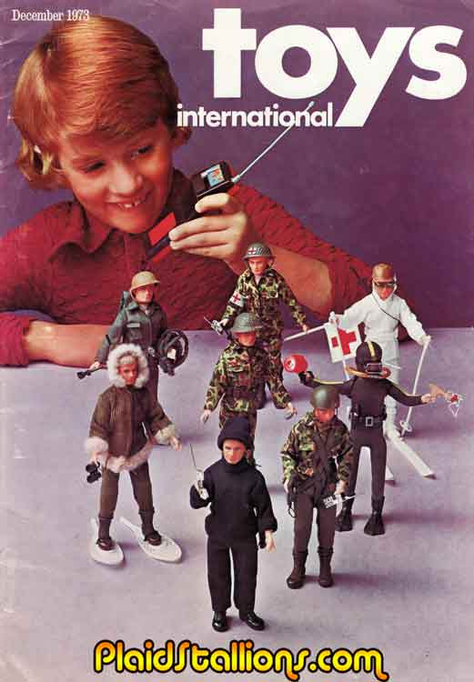 ACTION Man 7 inch Image