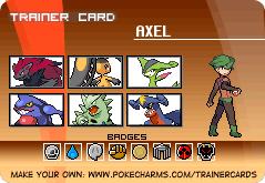 Clan XYZ, se parte de la revolucion Axelcard