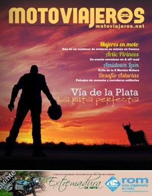 REVISTA MOTOVIAJEROS 2016 MV21