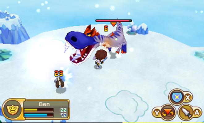 [3DS]Fantasy Life 10972358_1