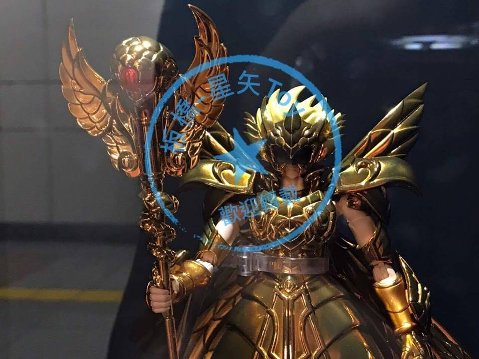 [Comentários] Saint Cloth Myth Ex - Odisseu Cavaleiro de Ouro de Serpentario Image