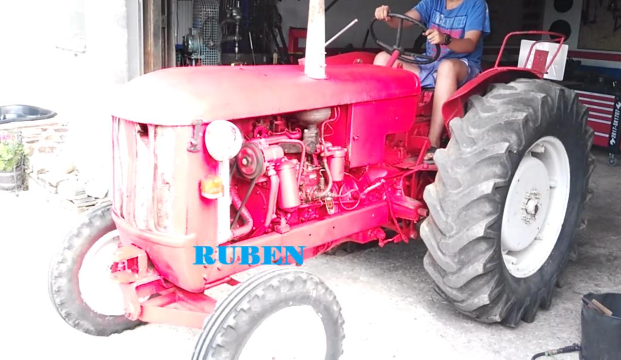 [Hanomag Barreiros R-335S] Presentación y restauración de mi tractor IMG_20180207_225242