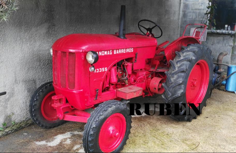 [Hanomag Barreiros R-335S] Presentación y restauración de mi tractor IMG_20180201_120409