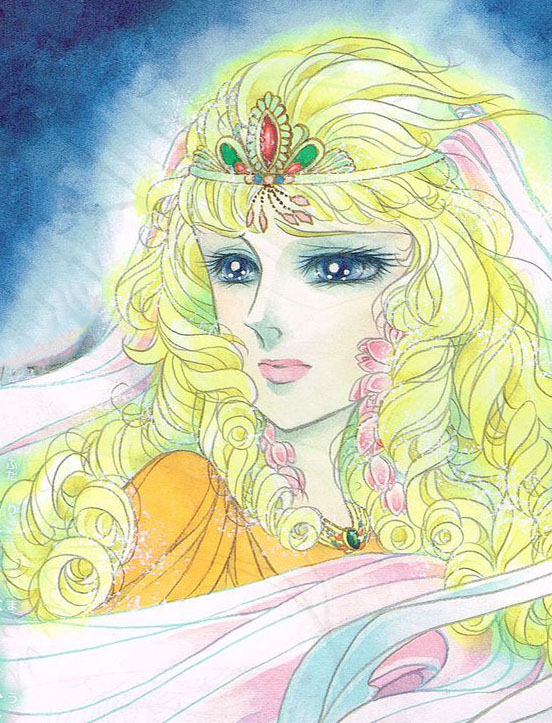 Hình màu Carol trong bộ cô gái sông Nile (Ouke Monshou) - Page 2 Carol_101