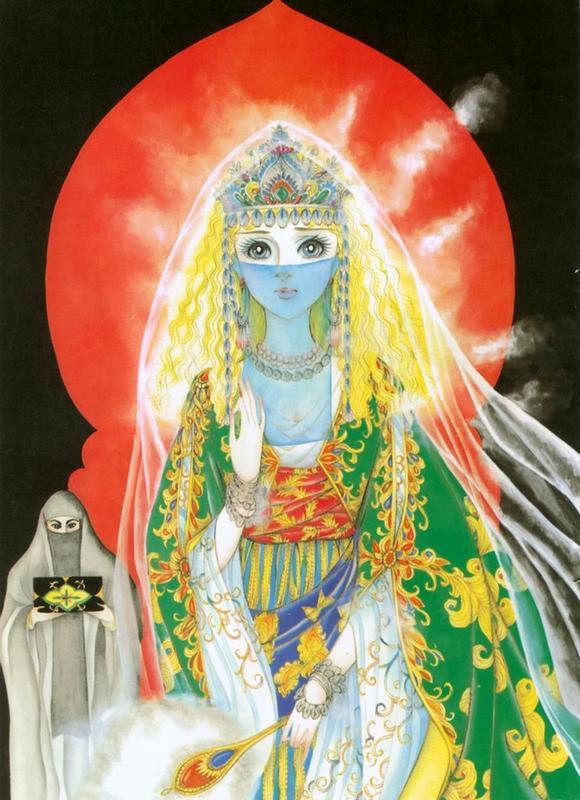 Hình màu Carol trong bộ cô gái sông Nile (Ouke Monshou) - Page 4 Carol_383