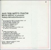 Mehmed Meho Hrstic - Diskografija Meho_Hrstic_1982_Ako_tebi_nesto_znacim_ku