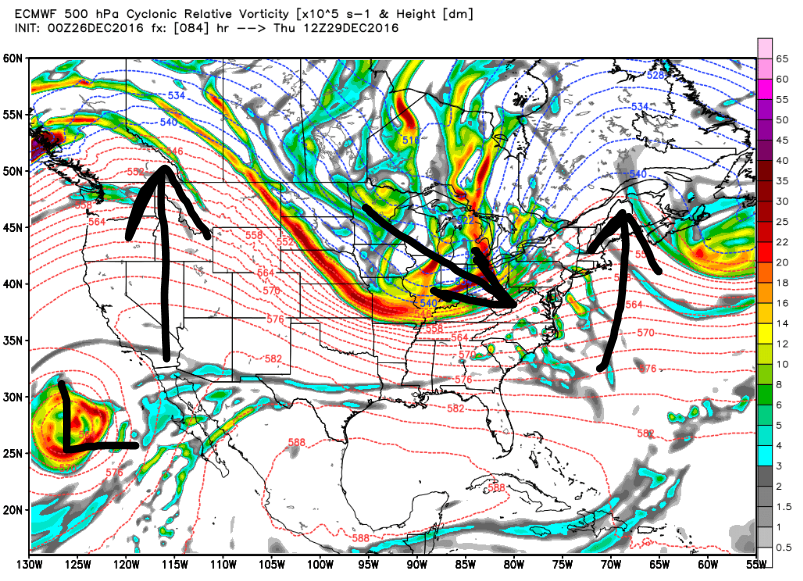 12/29 Potential Snowstorm Update #1  Euro_1