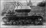 Немецкие ЗСУ на базе Panzer IV - Möbelwagen, Wirbelwind, Ostwind Wirblewind3