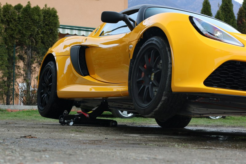 Lotus Exige 3.5 V6 Sport 350, una ventata di freschezza IMG_1576