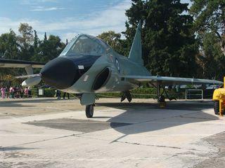 TF-102A delta dagger HAF 01657
