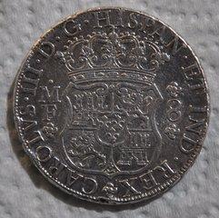 8 reales tipo Columnario 1768 Carlos III, México. MF dudas 8_REALES_CARLOS_III_MEXICO_1768_MF_8