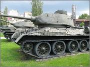 Советский средний танк Т-34-85, производства завода № 112,  Военно-исторический музей, София, Болгария 34_85_056