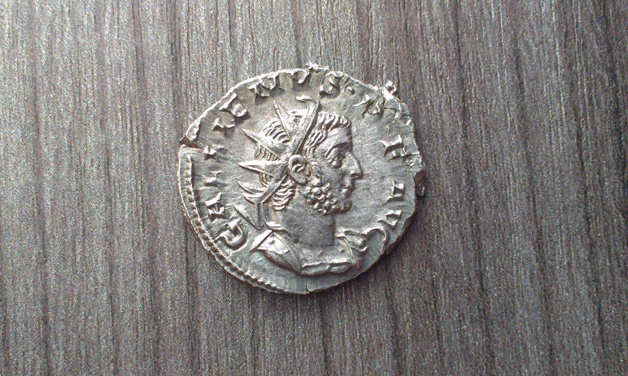 Antoniniano Galieno.Colonia IMAG0813