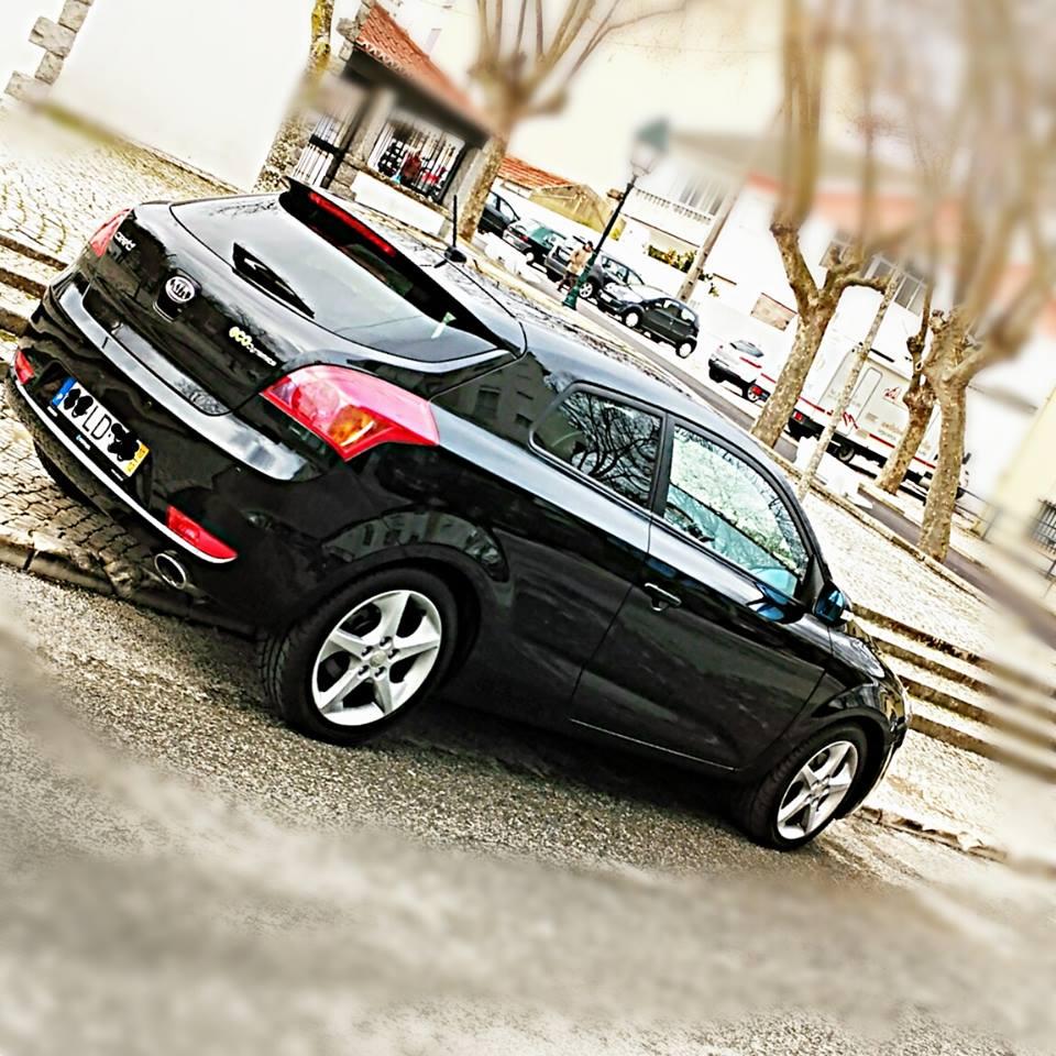 Kia Ceed SCoupe 2010 128cv - xx-LD-xx  Kia