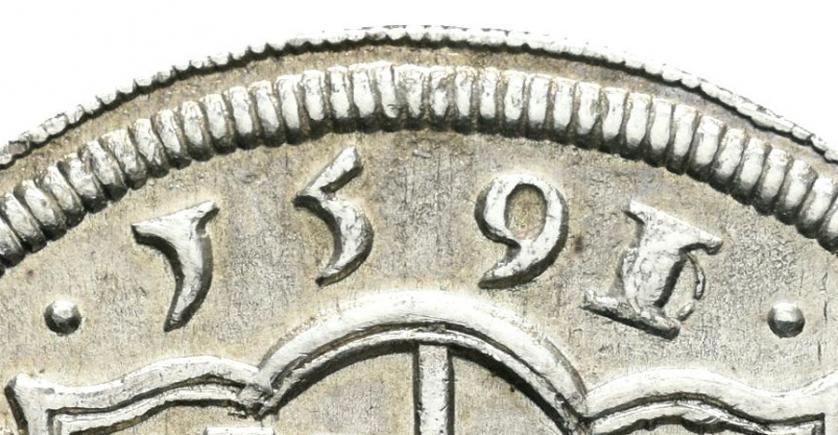 Felipe II (1556-1598). 8 reales. 1591/0. Segovia. 001-19-289_01