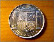 1 PESETA 1933 ¿CONSERVACIÓN? Image