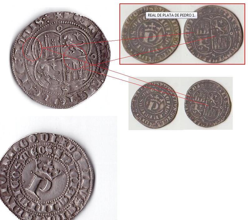 Real de Pedro I (1350-1369) de Sevilla Pedro_I_El_Cruel_1_real_Sevilla_R