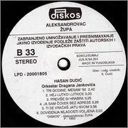 Hasan Dudic -Diskografija 1993_z_b
