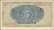 5 Pesetas 1940 1940_5_pts_reverso