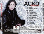 Acko Nezirovic  - Diskografija Acko_2008_u