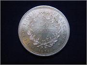50 Francos 1976 FRANCIA (HERCULES)  P1010134