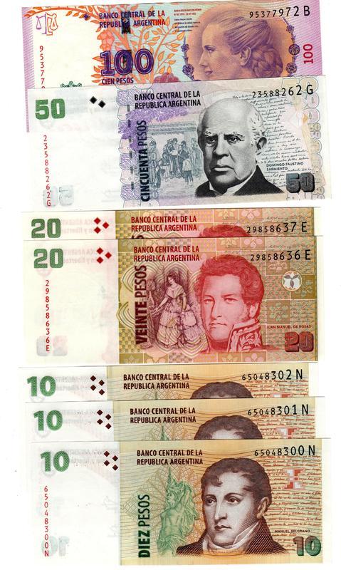 """Billetes del mundo con serie """"Ñ"""" - Página 3 Aaa_10_pesos"""