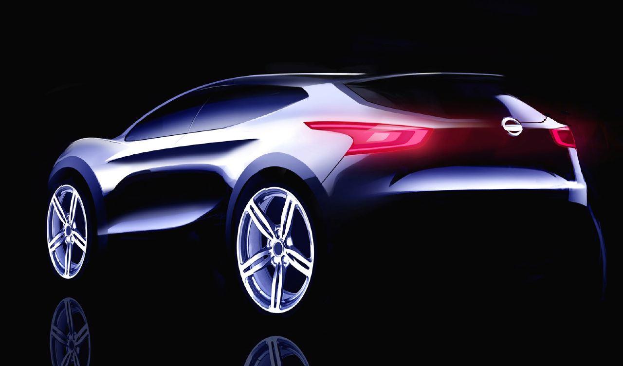 [Présentation] Le design par Nissan / Infiniti Nissan_qashqai_sketch_06