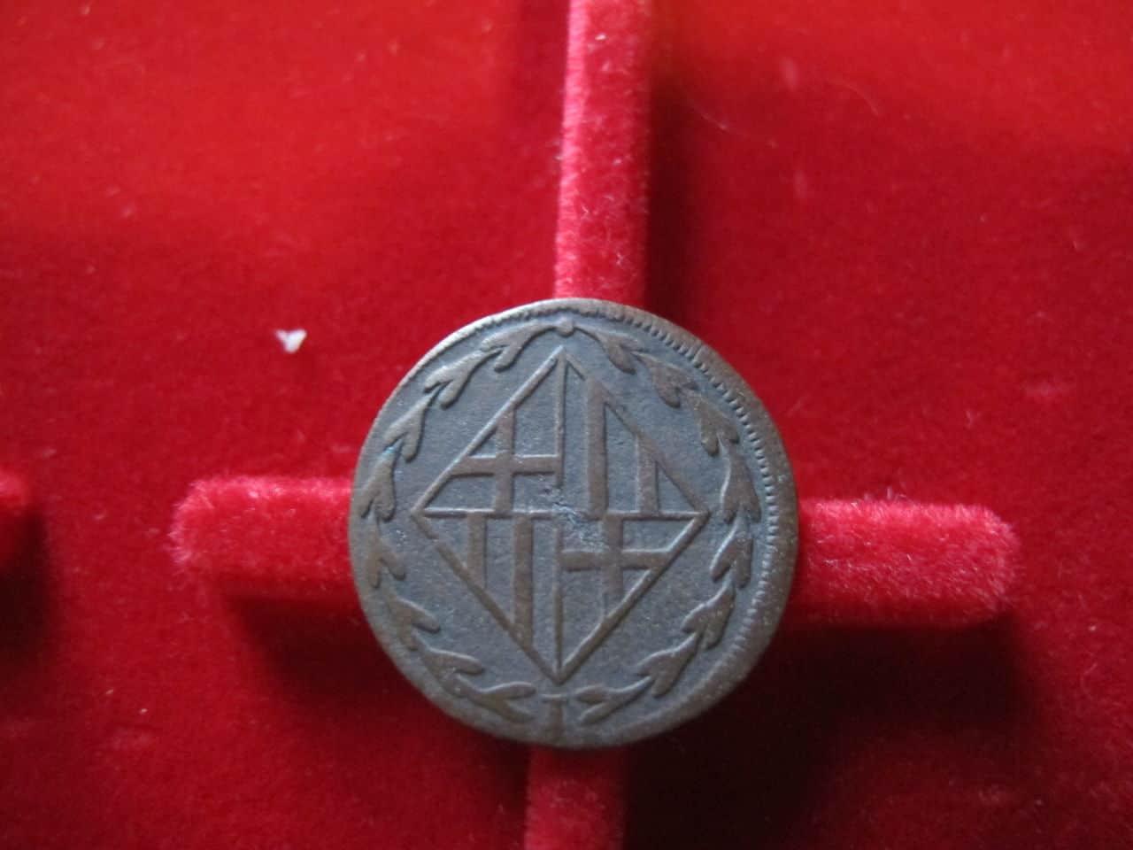 1 Quarto 1810. José Napoleón. Barcelona. IMG_3521