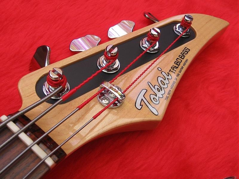 Tokai B-135 talbo bass Talbohead
