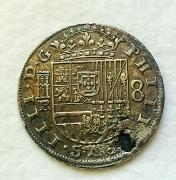 8 Reales Segovia Felipe IV ¿PODRIA SER UN ERROR DE ACUÑACION? IMG_20170819_144524