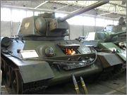 Советский средний танк Т-34,  Muzeum Broni Pancernej, Poznań, Polska 34_042