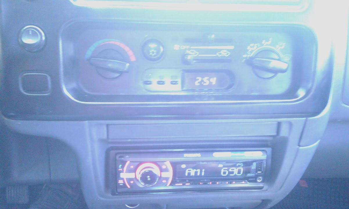 Cambio de Stereo Sport Stereo3