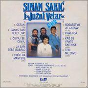 Sinan Sakic  - Diskografija  Sinan_Sakic_1990_LP_zadnja