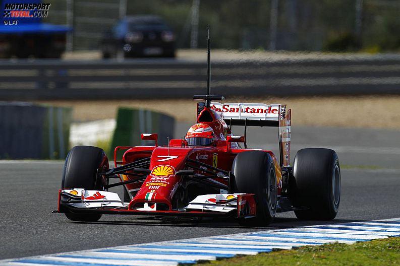 Scuderia Ferrari Kimi