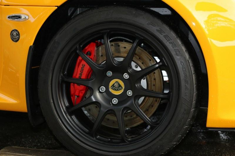 Lotus Exige 3.5 V6 Sport 350, una ventata di freschezza IMG_1588
