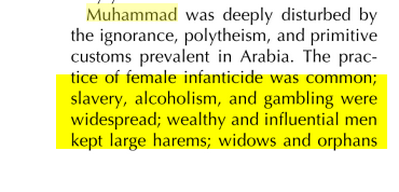 Mohamud et Khadija et autres Femmes Mahomet_islam