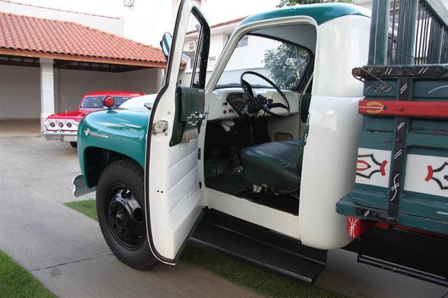 Vintage camion in vendita in Brasile GMC_1958_1