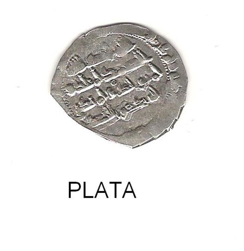 1 dirhem mohamed II año hégira 399- 400 o 1009 J.C DIRHEM_AL_ANDALUS_3