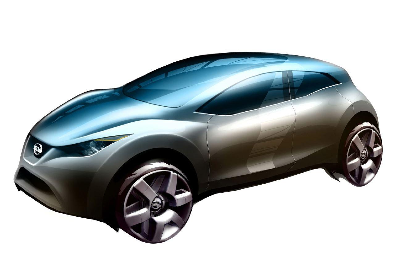[Présentation] Le design par Nissan / Infiniti Nissan_qashqai_sketch_11