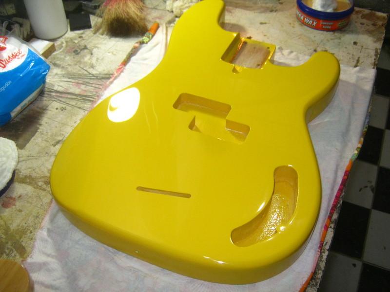 Precision Bass Amarelo (Já vi um por aqui :-P) - Finalizado IMG_2644