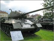 Советский средний танк Т-34-85, производства завода № 112,  Военно-исторический музей, София, Болгария 34_85_061