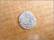 Meaja de Alfonso X (1252-1284) sin marca de ceca P1150082